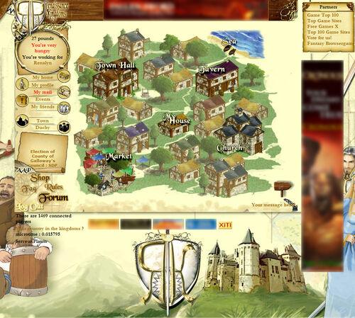 Rk menu town