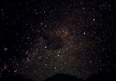 Night sky 067