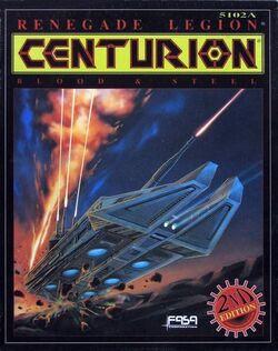 RL Centurion 2E box