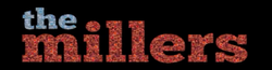 File:The Millers Wiki-wordmark.png