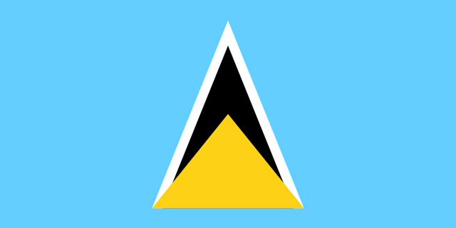 File:Flag of Saint Lucia.png