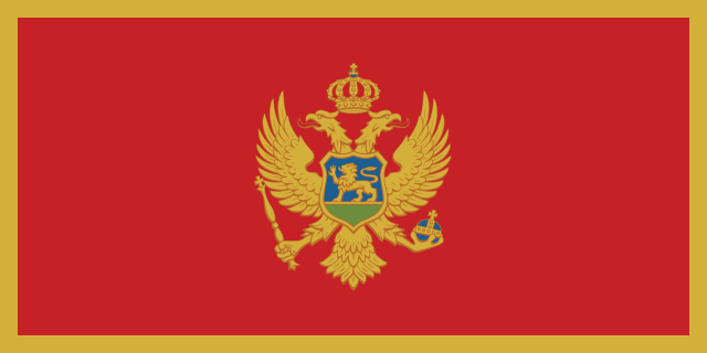 File:Flag of Montenegro.png