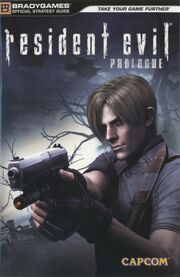 Resident Evil Prologue - PlayStation 2 edition cover