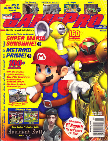 File:GamePro - Issue 167 August 2002 - cover.jpg