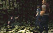 Resident Evil 1 Enrico