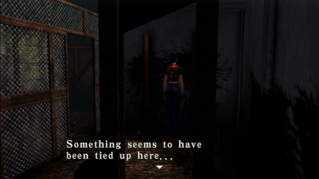 File:Resident Evil CODE Veronica - square in front of the guillotine - examines 07-1.png