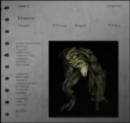 Biological report - Hunter Elite