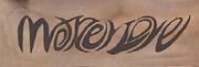 Mother Love tattoo texture