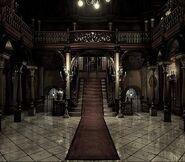 REmake background - Entrance hall - r106 00089