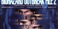 BIOHAZARD OUTBREAK FILE 2 Official Guide Book