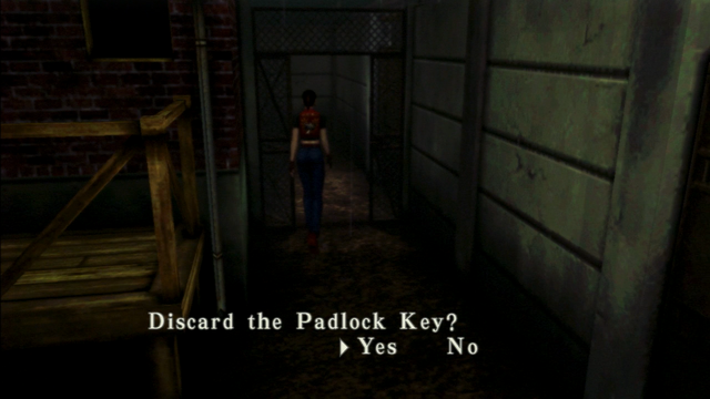 File:Resident Evil CODE Veronica - passage in front of prisoner building - examines 02-5.png