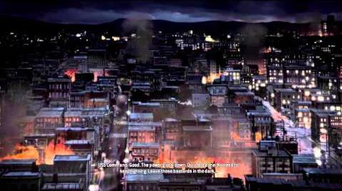 Resident Evil Operation Raccoon City all cutscenes - Blackout