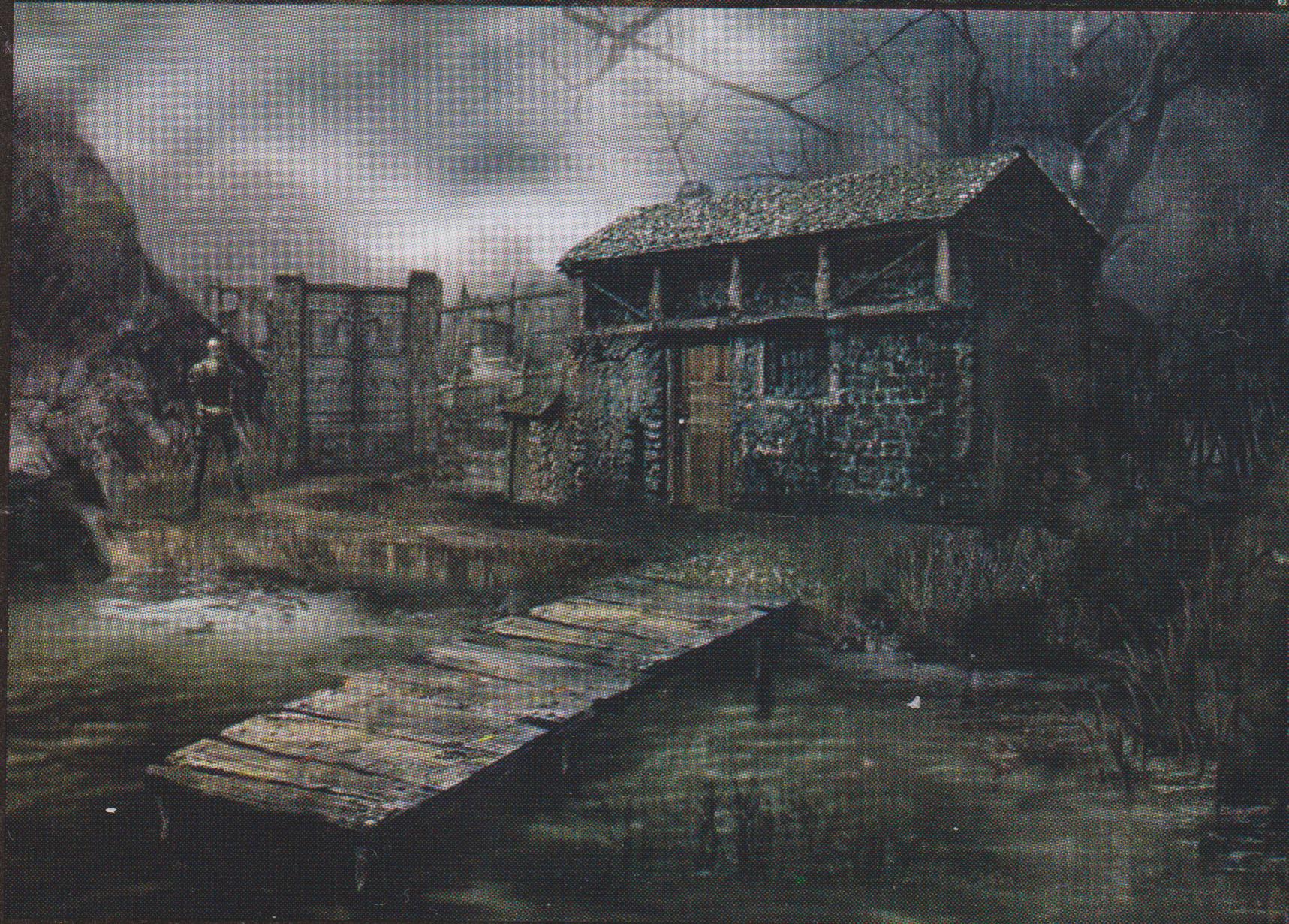 evil landscape background - photo #24