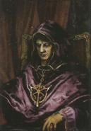 Osmund Saddler portrait 2