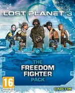 Lost planet 3 freedom fighter pack