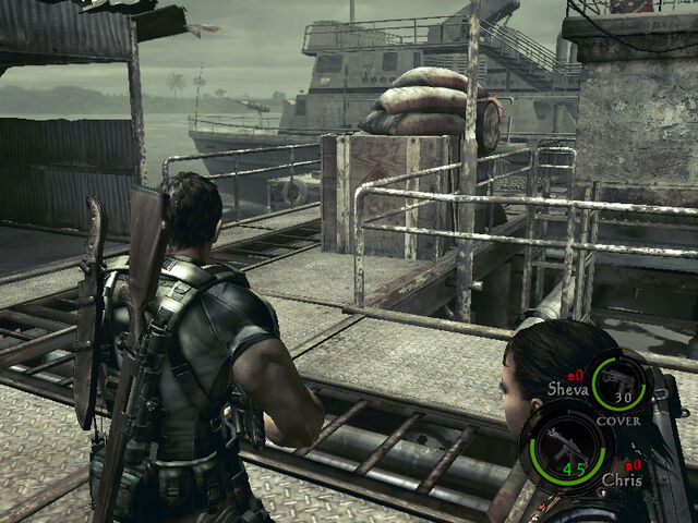 File:Oil field dock in-game (RE5 Danskyl7) (9).jpg
