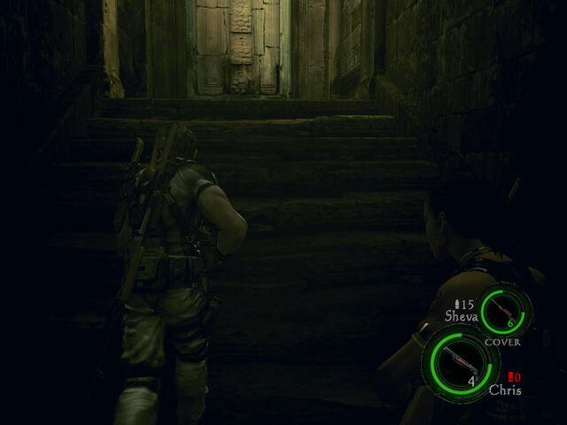 File:Labyrinth in-game (Danskyl7 RE5) (36).jpg