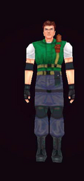 Chris from RE2 - HD