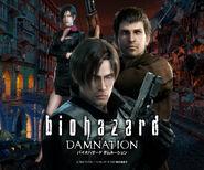 Biohazard Damnation official website - Wallpaper A - Smart Phone Android - dam wallpaper1 960x800
