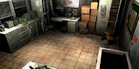 Uptown/Warehouse office