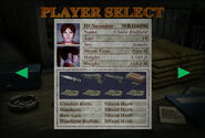 RECV Battle Game Claire