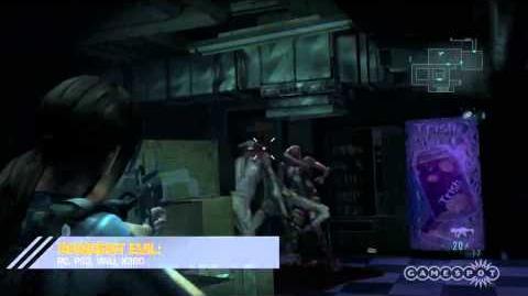 Resident Evil Revelations Chapter 4 demonstration