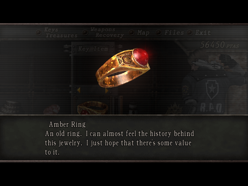 Amber Ring | Resident Evil Wiki | FANDOM powered by Wikia