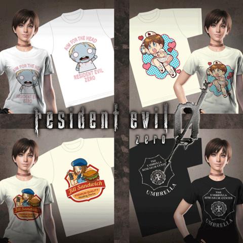 File:RE0HD DLC Campaign Reward Pack T-Shirts.png