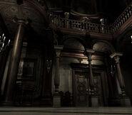 REmake background - Entrance hall - r106 00096