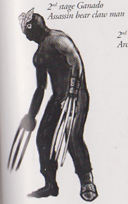 File:Rejected Ganado - Assassin bear claw man.png