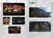 Resident Evil Revelations Artbook - page 18
