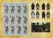 BIOHAZARD 5 ART BOOK - page 12