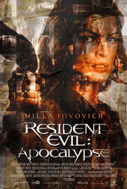 Apocalypse poster design contest - finalist 1