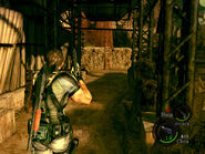 Mining area in RE5 (by Danskyl7) (6)