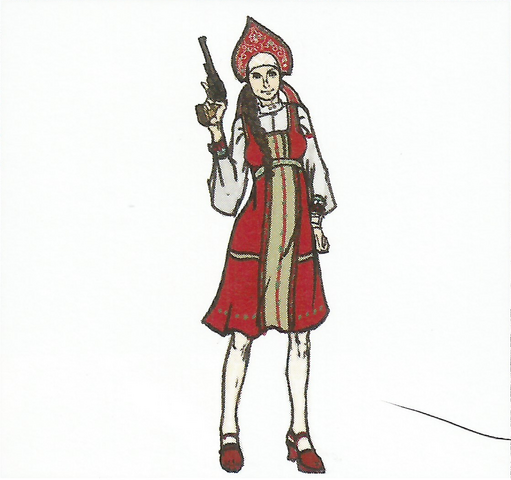 File:BIOHAZARD REVELATIONS 2 Concept Guide - Russia-style Claire.png