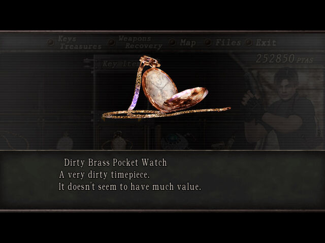 File:Dirty brass pocket watch (re4 danskyl7).jpg