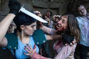 Julia Voth as Jill Valentine 21