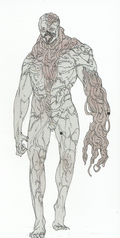 File:BIOHAZARD REVELATIONS 2 Concept Guide - Monster Neil concept art 3.png