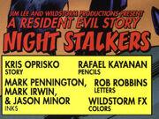 Nightstalkers title