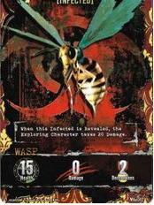 Outbreak card - Wasp MA-045