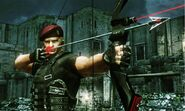 Jack krauser re mercenaries 3d