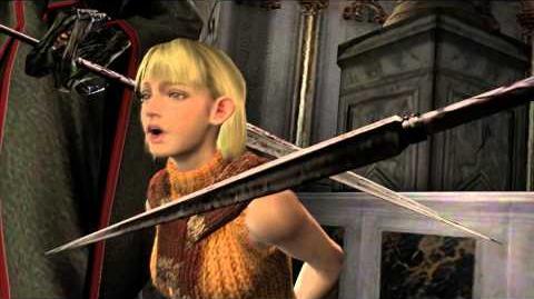 Resident Evil 4 all cutscenes - Chapter 4-1 scene 4