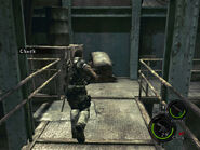 Oil field control facility in-game (RE5 Danskyl7) (5)