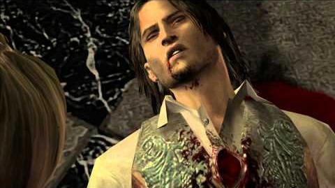 Resident Evil 4 all cutscenes - Chapter 3-3 ending