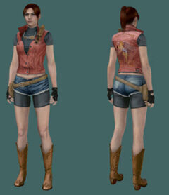 Claire-redfield-resident-evil-darkside-chronicles-character-artwork