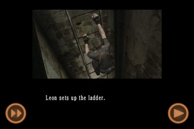 File:RE4 mobile edition - Rescue Ashley cutscene 2.png
