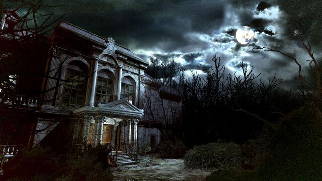 File:Resident Evil 5 - Spencer Estate wallpaper 2.jpg