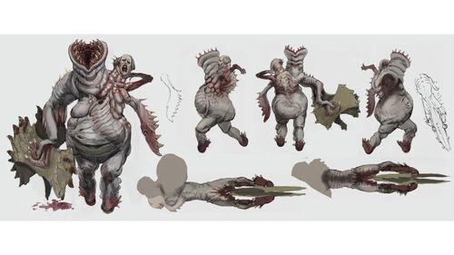 Making of Resident Evil Revelations - art 9