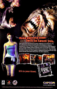 Resident-Evil-3-Secrets Come Back It's in your blood