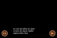 RE4 mobile edition - Rescue Ashley cutscene 5 part 1